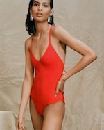 Mara Hoffman Emma One-Piece Swimsuit 1