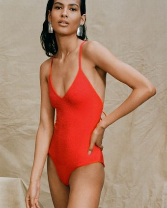 Mara Hoffman Emma One-Piece Swimsuit 2