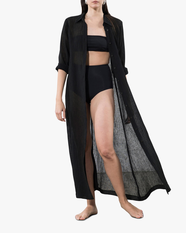 Mara Hoffman Cinzia Cover-Up Dress 0