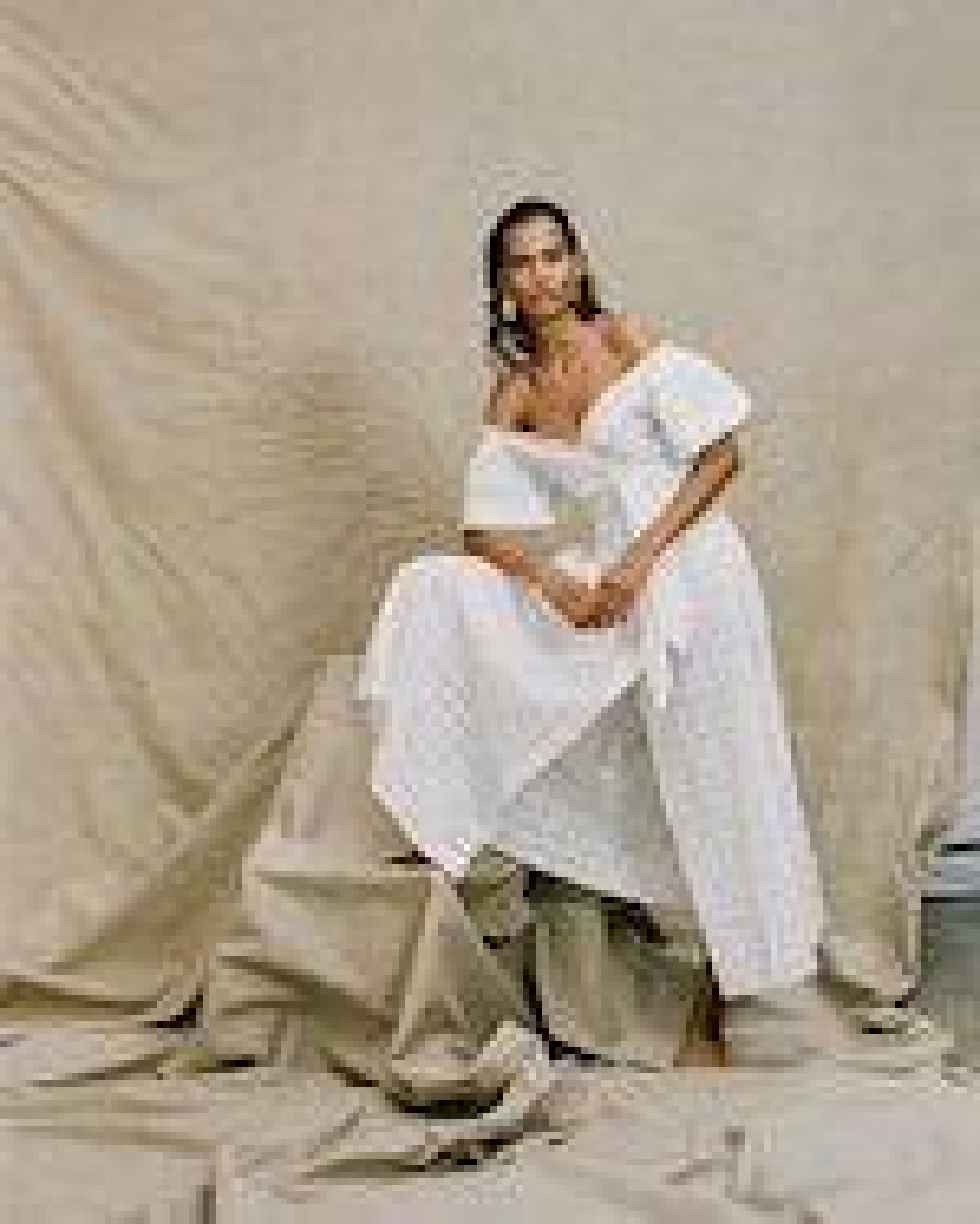 Mara Hoffman Adelina Wrap Dress Cover-Up 1