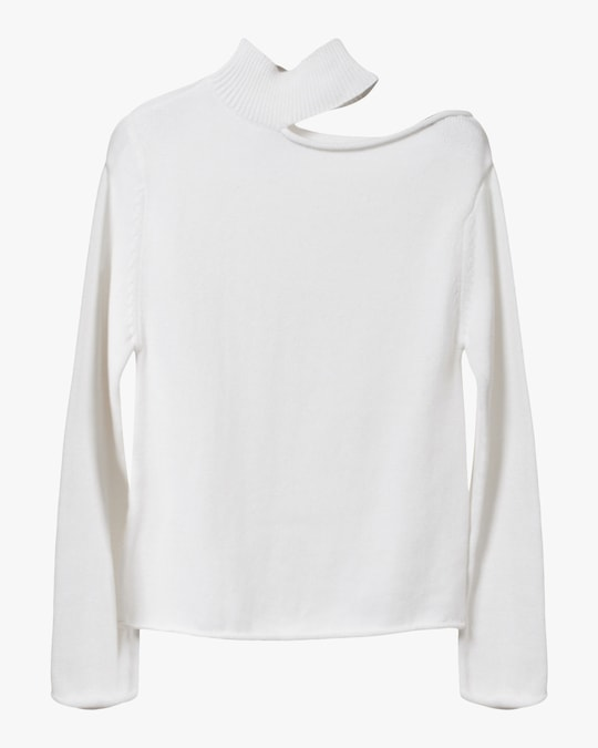 RtA Langley Cutout Sweater 0