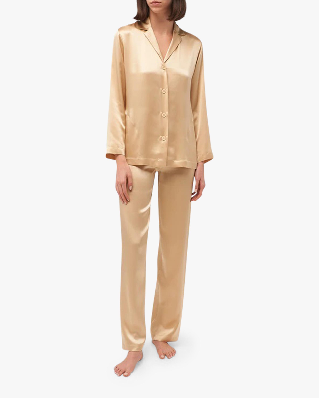 La Perla Silk Pajama Set 1