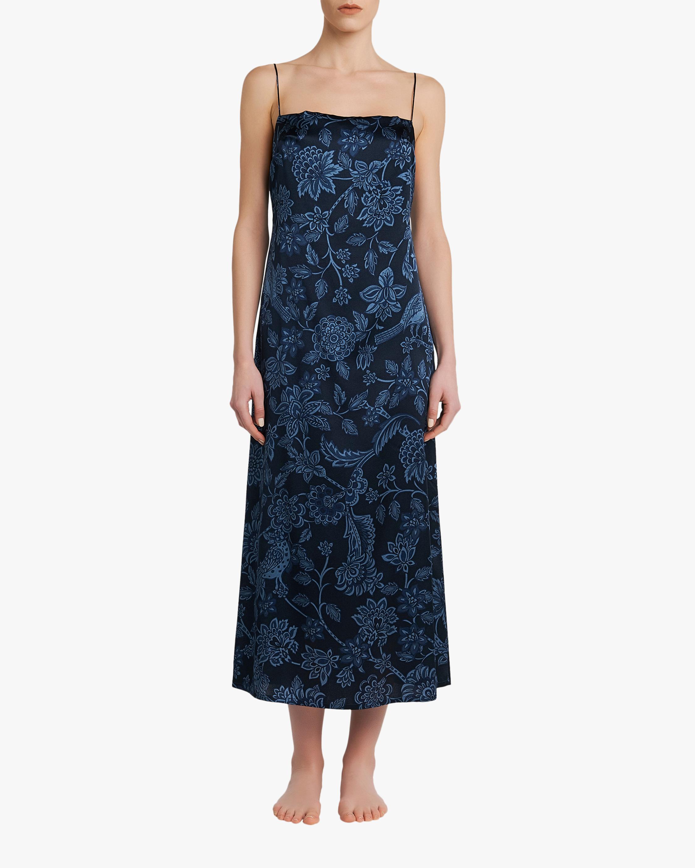 La Perla Tree of Life Nightgown 1