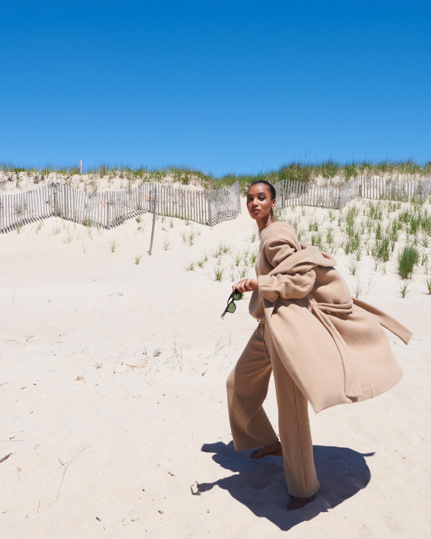 Leset Sierra Robe Coat 4