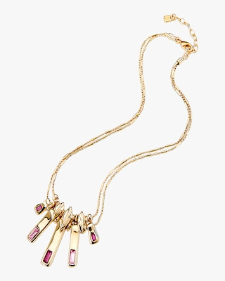 UNOde50 Tickle With a Feather Necklace 2