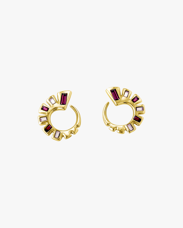 UNOde50 Nightbird Wrap Earrings 2