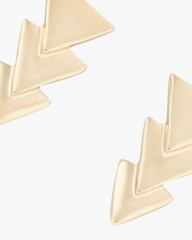 UNOde50 Triple Sense Earrings 2