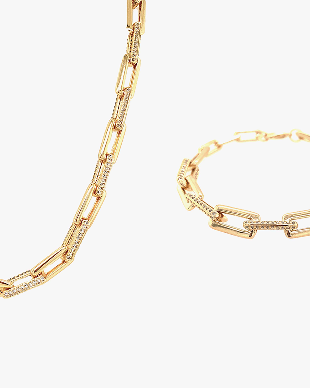 Jordan Road Jewelry Posh Necklace & Bracelet Set 2