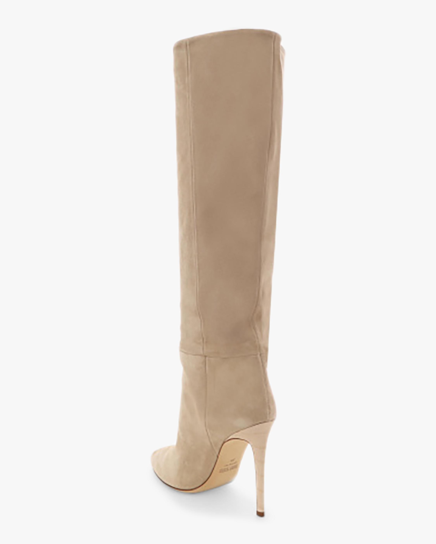 Paris Texas Velour Stiletto Boot 2
