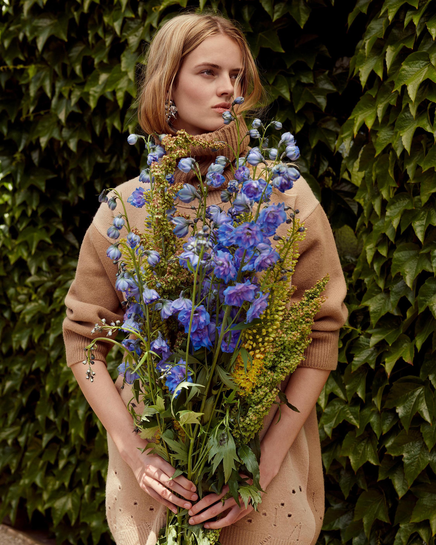 Dorothee Schumacher Inspiring Looks Turtleneck Dress 4