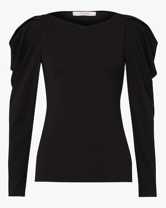 Dorothee Schumacher The New Cool V-Neck Top 1