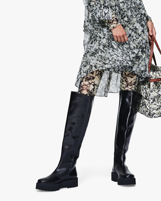 Dorothee Schumacher Sheer Blooming Leggings 3