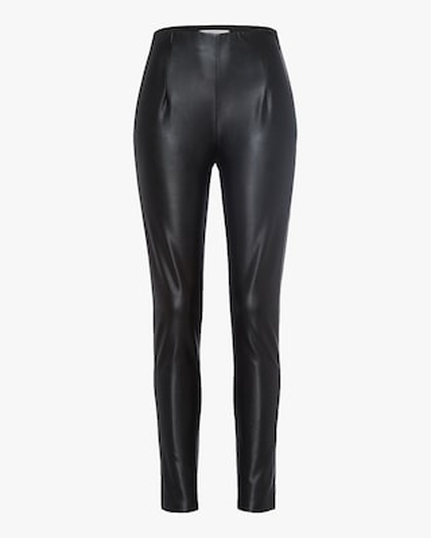 Dorothee Schumacher Sleek Performance Faux Leather Pants 1