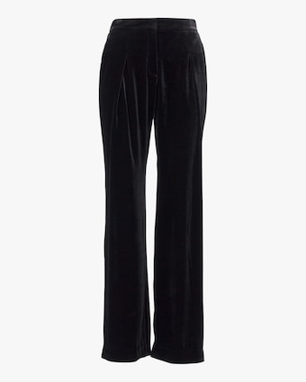 Dorothee Schumacher Velvet Shimmer Trousers 1