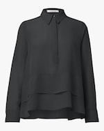 Dorothee Schumacher Fluid Volumes Blouse 0