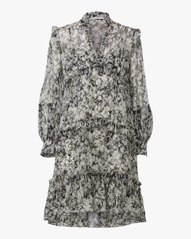 Dorothee Schumacher Shimmering Flower Dress 1