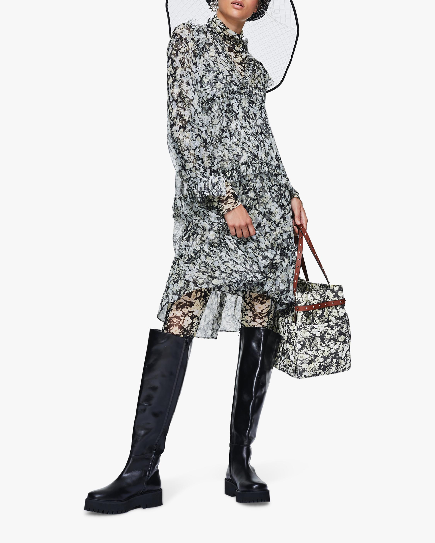 Dorothee Schumacher Shimmering Flower Dress 2