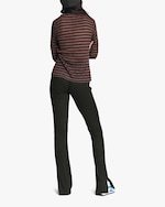 rag & bone The Knit Ribbed Flared Pants 3