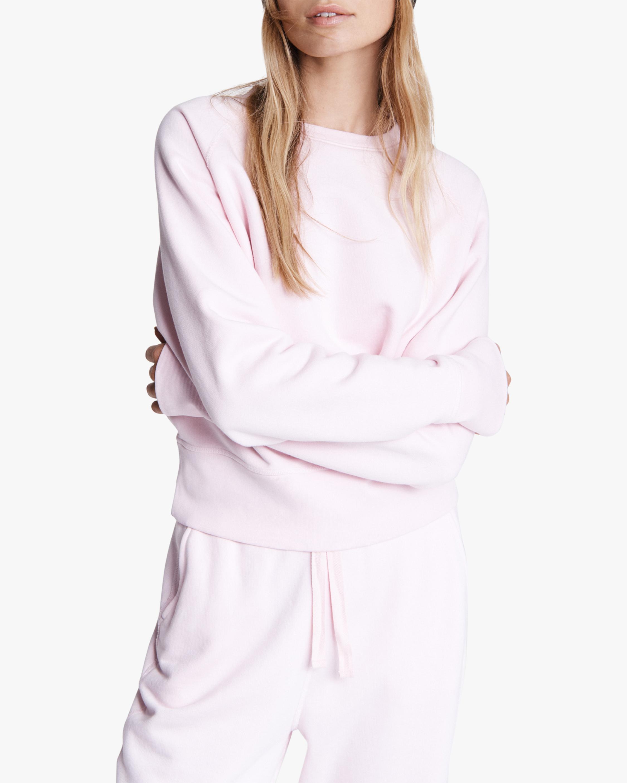 rag & bone The Fleece Sweatshirt 0