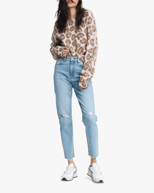 rag & bone Nina High-Rise Ankle Cigarette Jeans 1