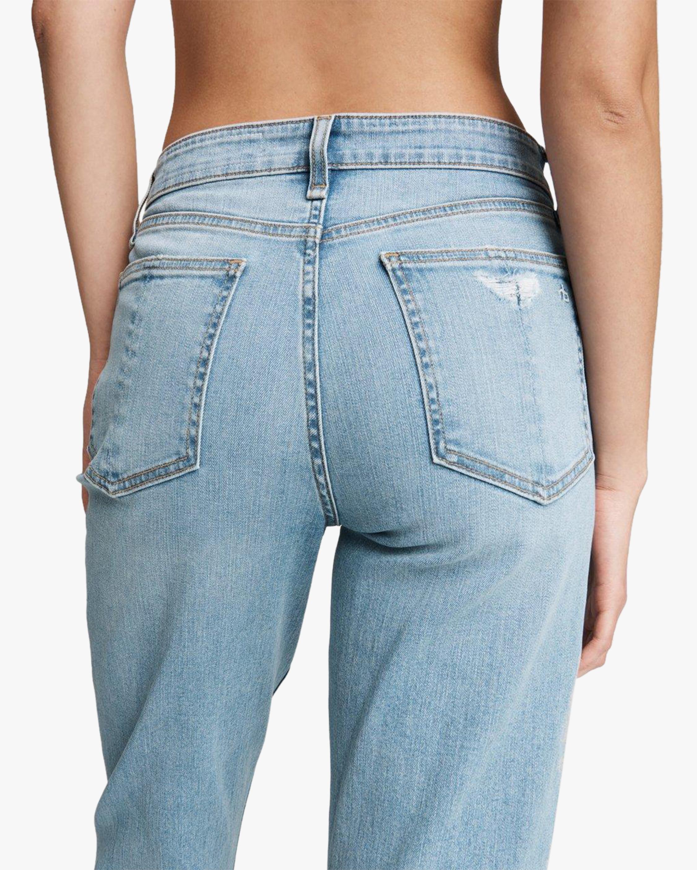 rag & bone Nina High-Rise Ankle Cigarette Jeans 5