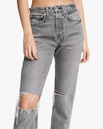 rag & bone Maya High-Rise Ankle Slim Jeans 5