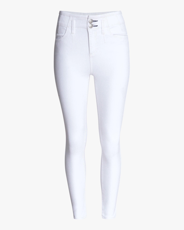 rag & bone Darted Ankle Skinny Jeans 1
