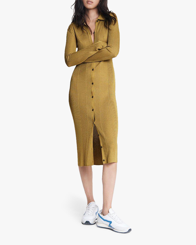 rag & bone Pacey Button-Down Dress 1