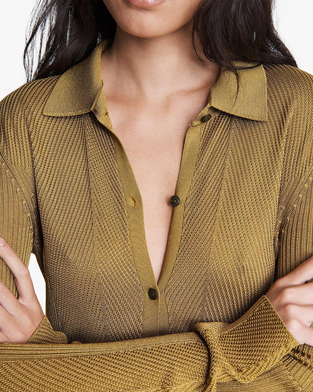 rag & bone Pacey Button-Down Dress 4
