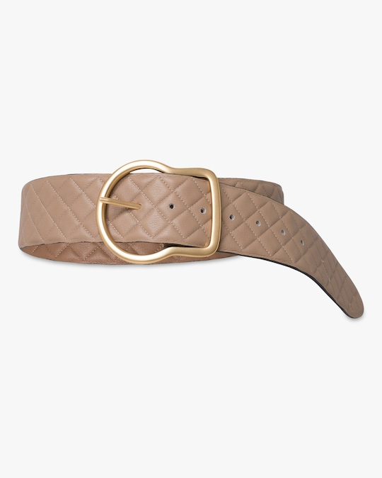 Dorothee Schumacher Soft Sensation Stitched Belt 0
