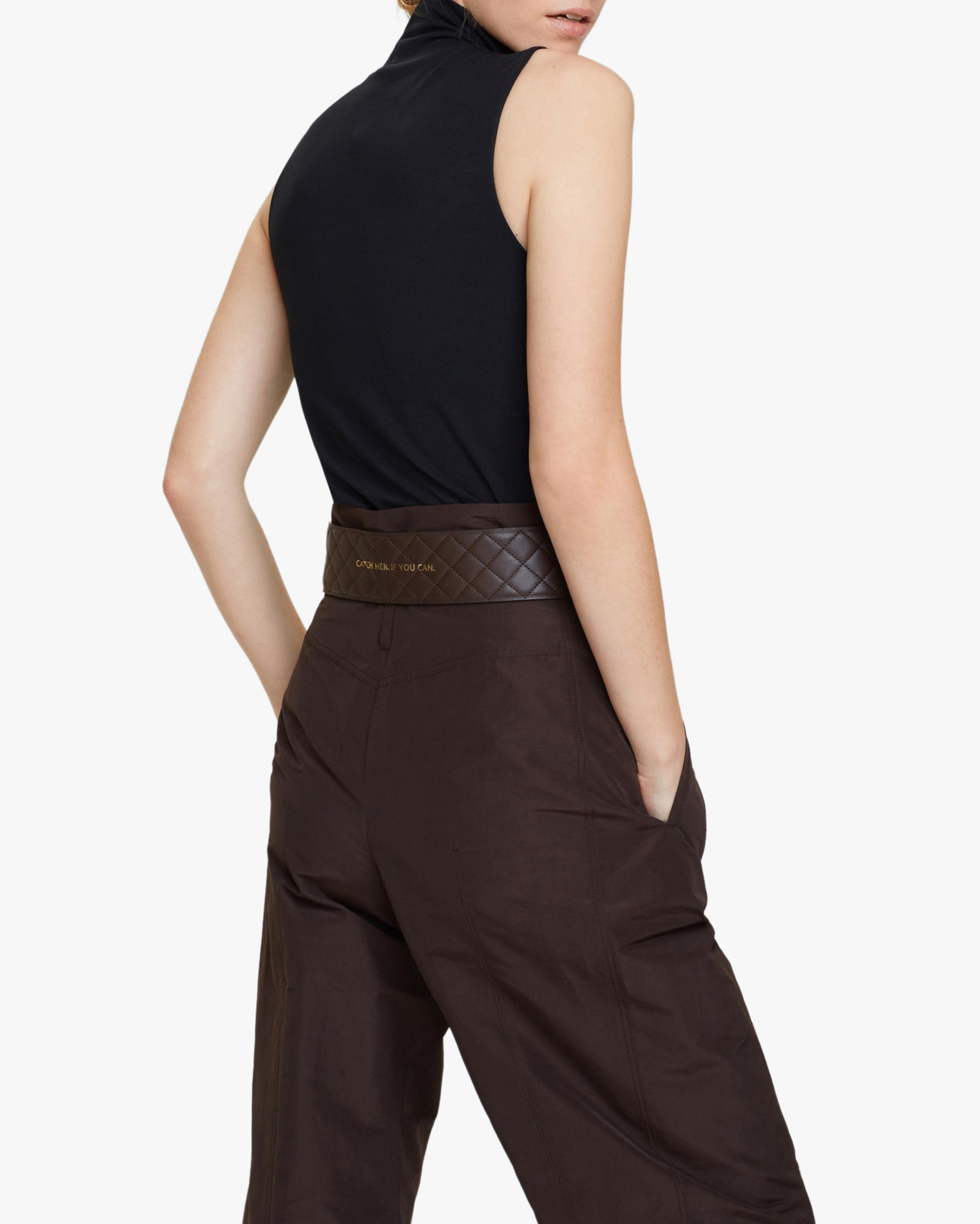 Dorothee Schumacher Soft Sensation Stitched Belt 5
