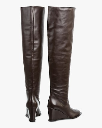 Dorothee Schumacher Sophisticated Chic Wedge Boot 2