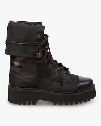 Dorothee Schumacher Down to Earth Combat Boot 1