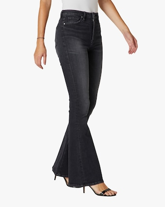 Hudson Holly High-Rise Flare Jeans 2