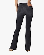 Hudson Holly High-Rise Flare Jeans 3