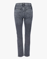 Hudson Holly High-Rise Straight Ankle Jeans 4