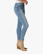 Hudson Nico Mid-Rise Super-Skinny Ankle Jeans 1