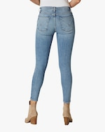 Hudson Nico Mid-Rise Super-Skinny Ankle Jeans 3