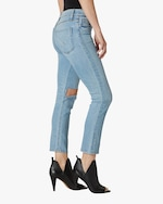 Hudson Nico Mid-Rise Straight Crop Jeans 2