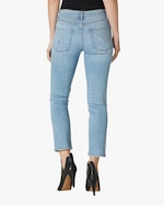 Hudson Nico Mid-Rise Straight Crop Jeans 3