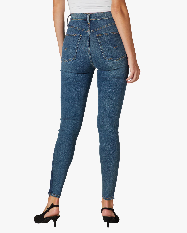 Hudson Centerfold Extreme High-Rise Super-Skinny Jeans 3