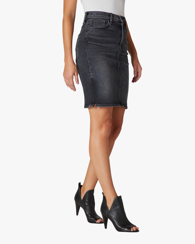 Hudson Centerfold Extreme High-Rise Skirt 1