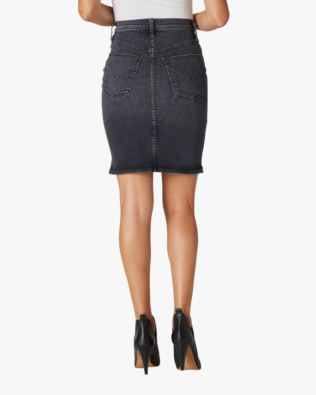 Hudson Centerfold Extreme High-Rise Skirt 3