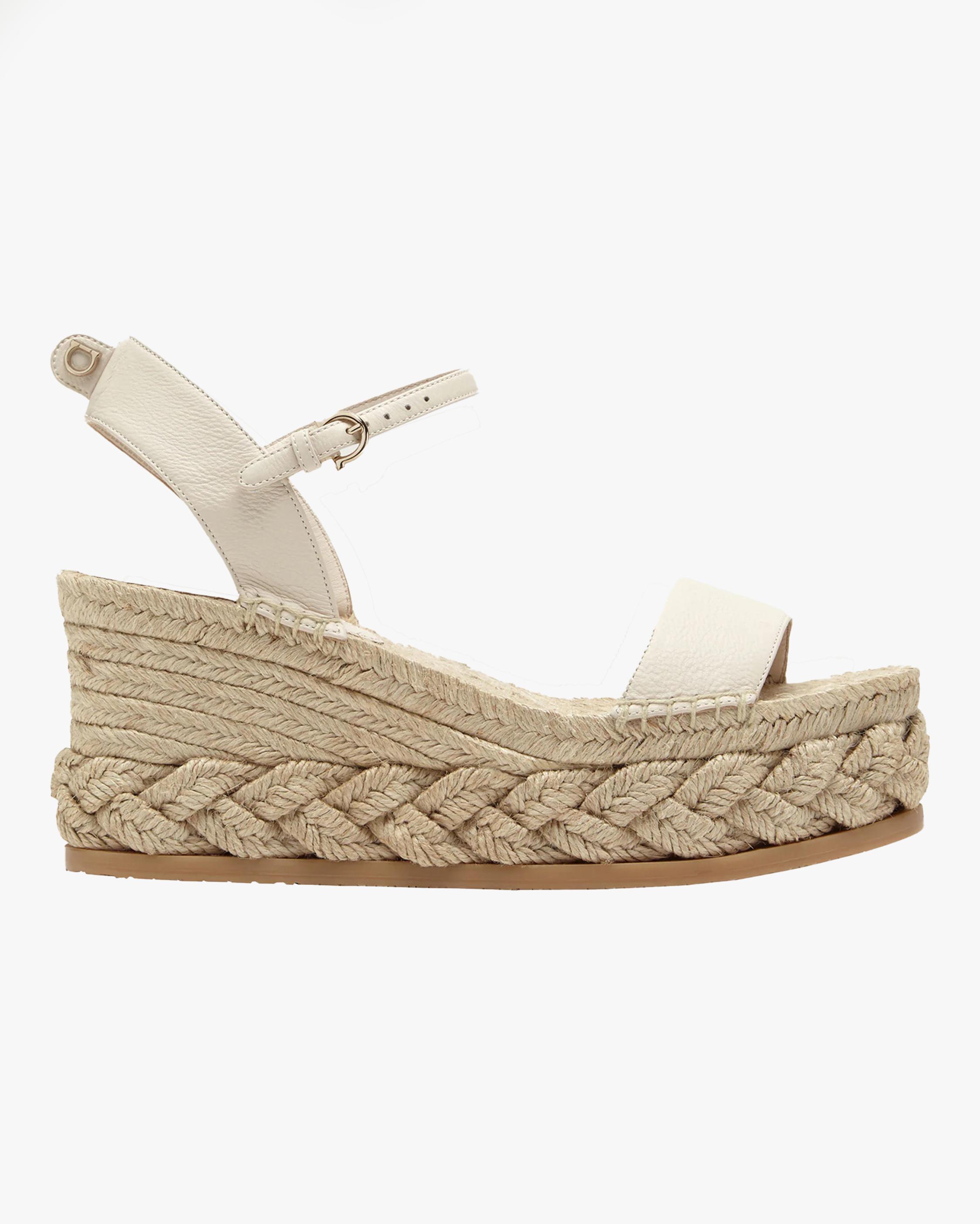 Salvatore Ferragamo Thea Platform Sandal 1