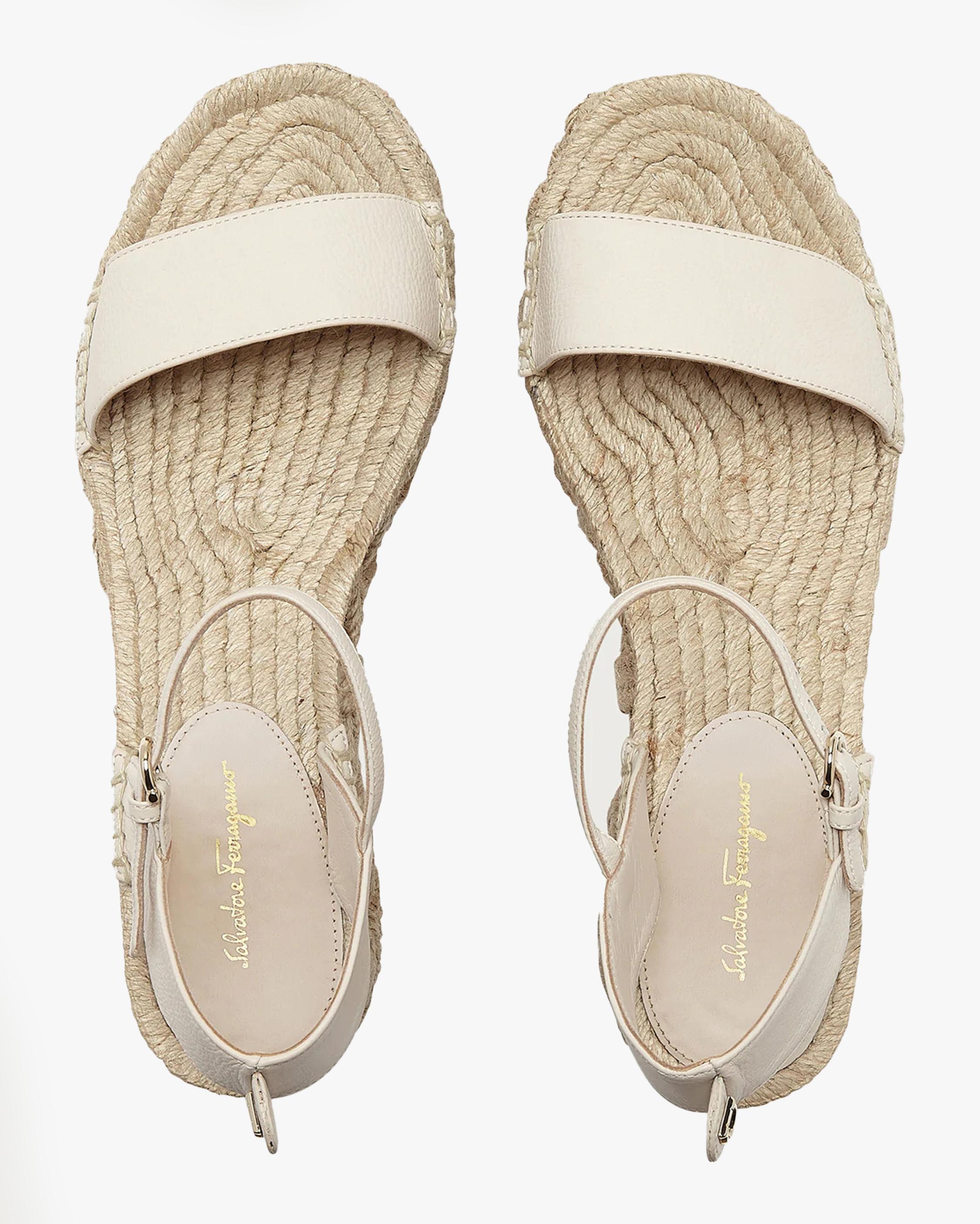 Salvatore Ferragamo Thea Platform Sandal 3