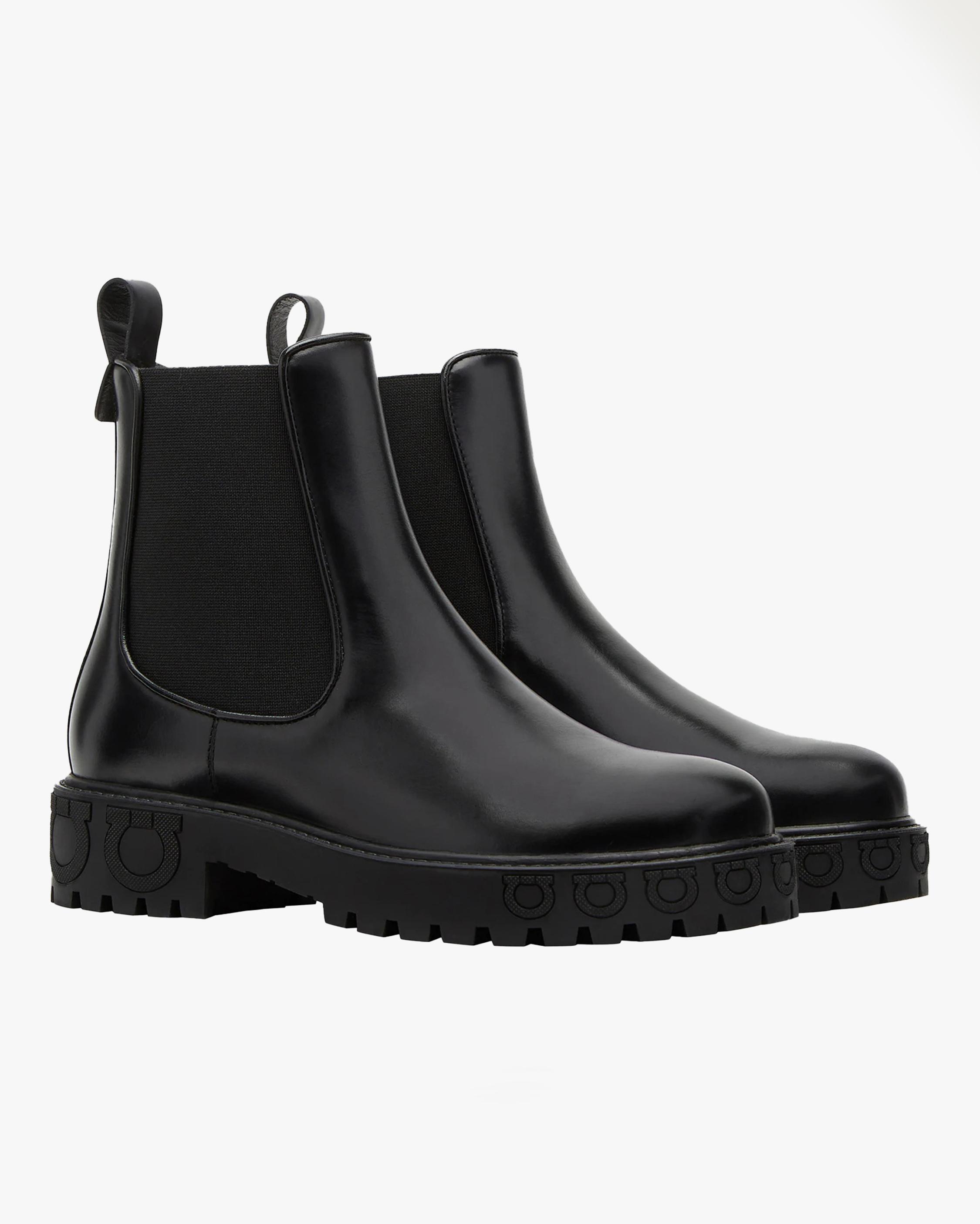 Salvatore Ferragamo Varsi Chelsea Boot 1