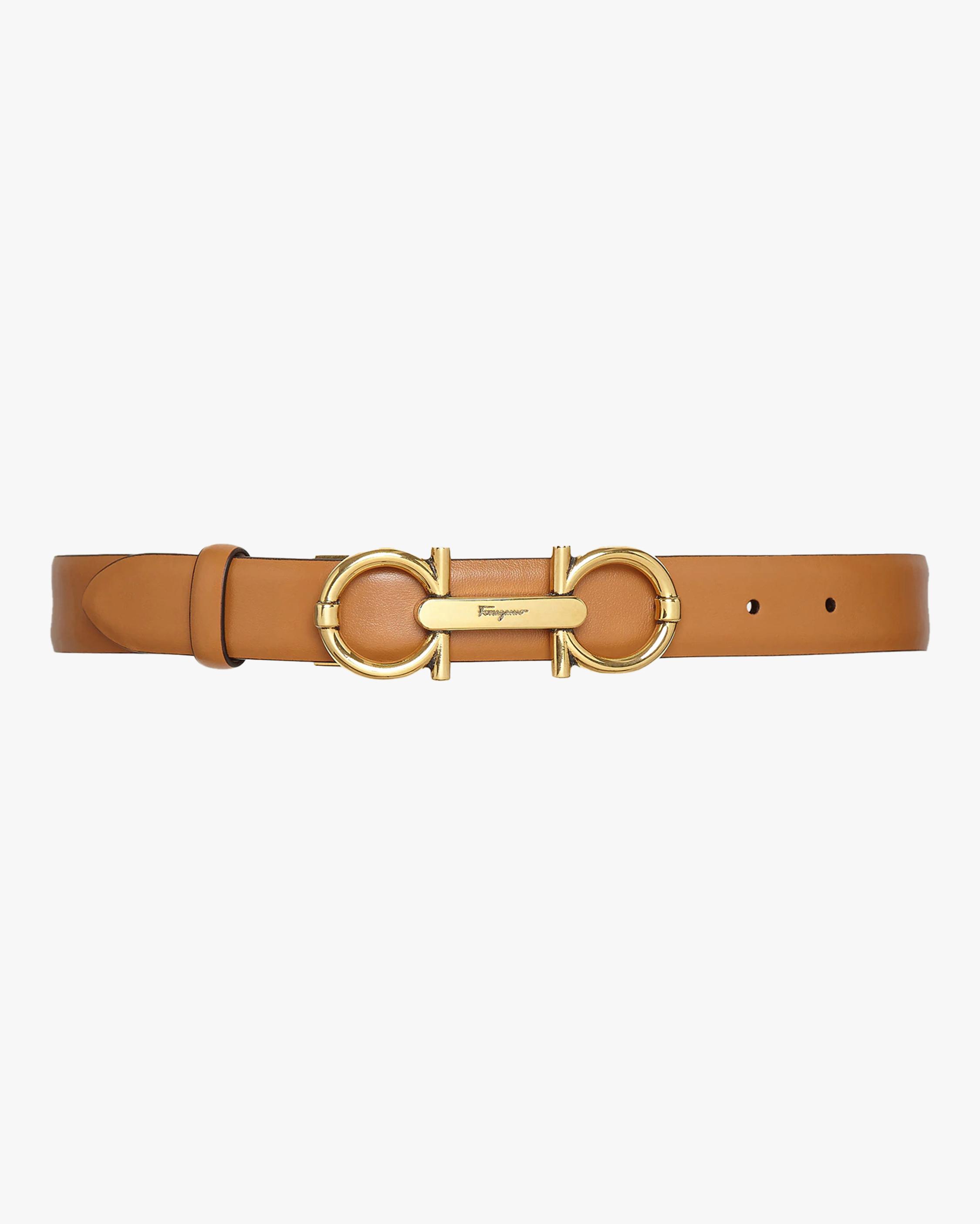 Salvatore Ferragamo New Gancio Ornament Belt 1