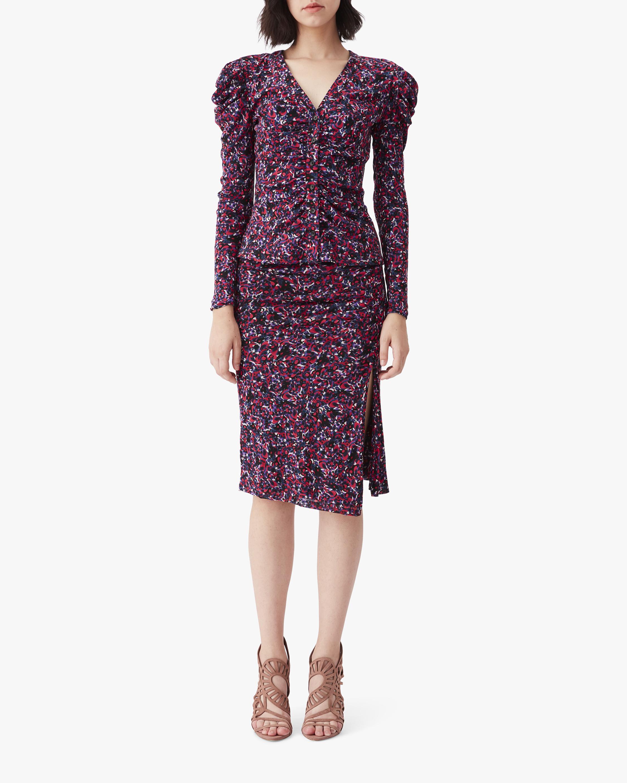 Diane von Furstenberg Gladys Reversible Top 3