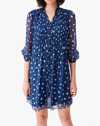 Diane von Furstenberg Layla Mini Dress 1