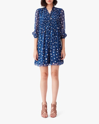 Diane von Furstenberg Layla Mini Dress 2